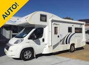 2008 Jayco Optimum Automatic Motorhome, Excellent Condition North Narrabeen Pittwater Area Preview