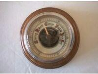 vintage barometer '