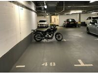 Secure Parking Space in Canary Wharf, E14, London (SP44703)