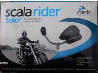 Cardo Scala Rider