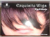 Wig Holly (Velvet Brown)