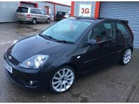 Ford Fiesta ST150 black full service history low mileage