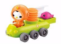 Octonauts Toy - Peso Deep Sea Octo Buggy