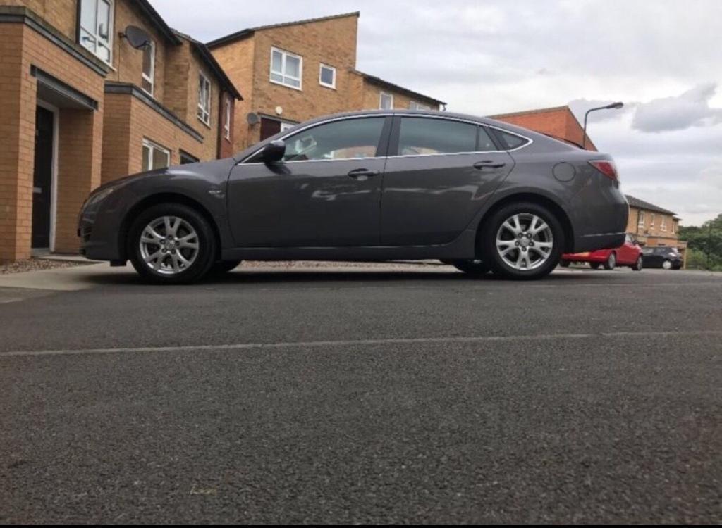 2009 Mazda 6 1.8 S Grey