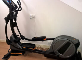 Nordic Track Power Incline 10.0 Cross Trainer -incline & resistance, adjustable footwells, folds-up