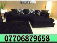 b r a n d n e w corner sofa as in pic left or right