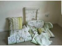 Olive, Henri and Friends Nursery Set