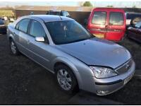 Ford Mondeo 2.0 tdci diesel breaking for parts/spares 2005