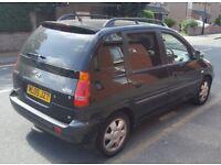 Hyundai Matrix SE (spares or repair)