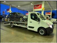 CHEAP 24/7 BREAKDOWN RECOVERY TOWING TRUCK OR JUMP START SERVICE CARS VANS 4X4 UK