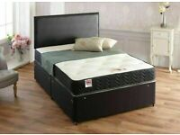 ⭐🆕CLOSEOUT SALE ON LUXURY DIVAN BED BASES & MATTRESSES IN SINGLE/DOUBLE/SMALL DOUBLE/KINGSIZE
