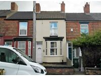 39 Maybank Road, Birkenhead - 2 Bedroom Terraced House with GCH & DG. DSS applicants welcome.