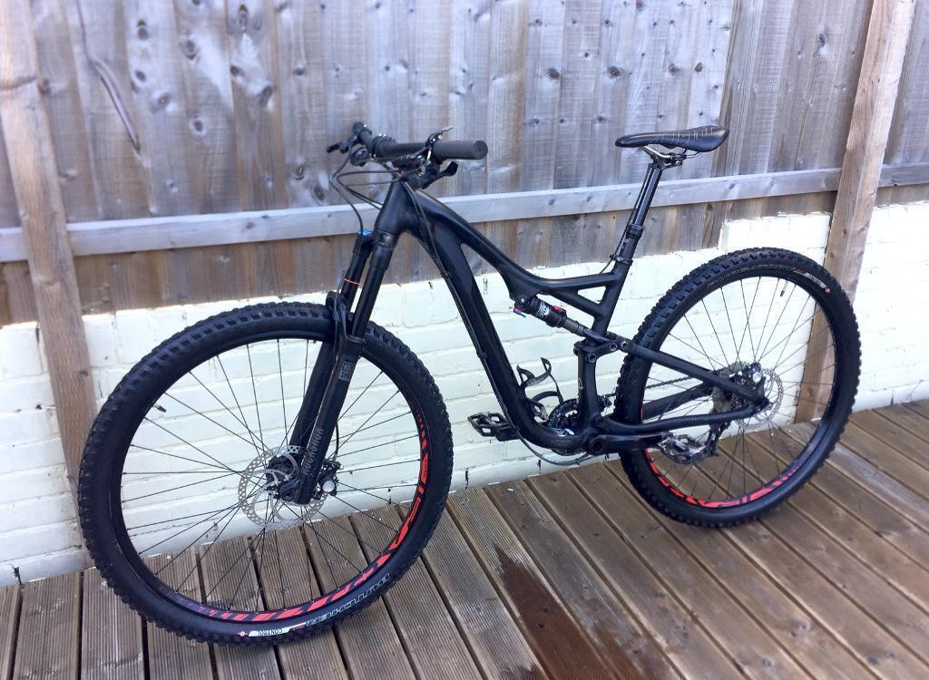 66735ac5992 Specialized Stumpjumper FSR Comp EVO 29 Mountain Bike   in ...