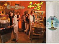 Mud - Mudrock Vol 2 RACK LABEL 1975 SRACK 513 A1/B1 1st Issue LP VINYL EX+/COVER EX+