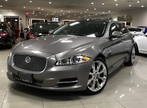 2012 Jaguar XJ Supercharged|1 OWNER|SERVICED BY JAG|NO ACCIDENT