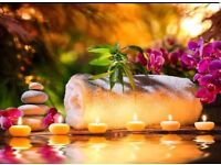 DEEP AND RELAXING MASSAGE TREATMENT