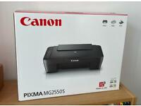 Canon Pixma MG2550S, new and sealed