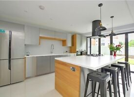 5 BEDROOM STUNNING PERIOD HOUSE , HITHER GREEN SE13, – SHORT LET