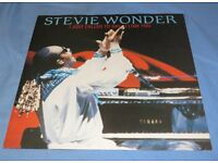 "Vinyl extended play 12 "" - Stevie Wonder ""I just called to sat i love you"""