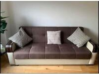 New Modest Sofa Bed Available In Stock