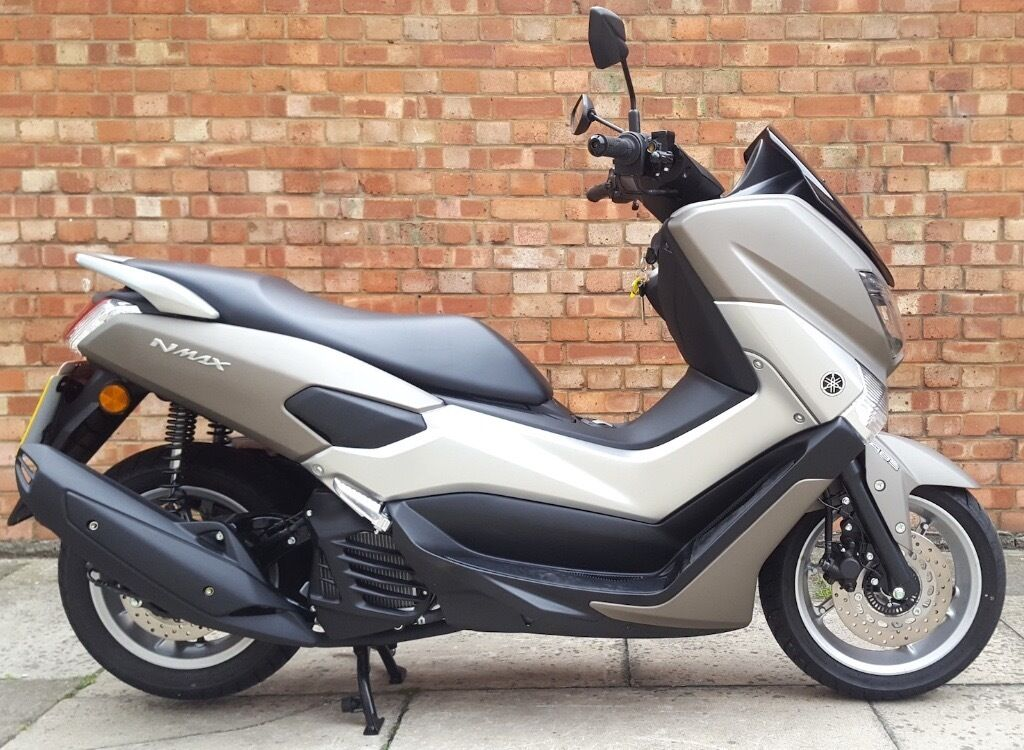 yamaha nmax 125 in spotless condition low mileage in. Black Bedroom Furniture Sets. Home Design Ideas