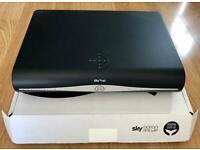 Sky+ satellite receiver box