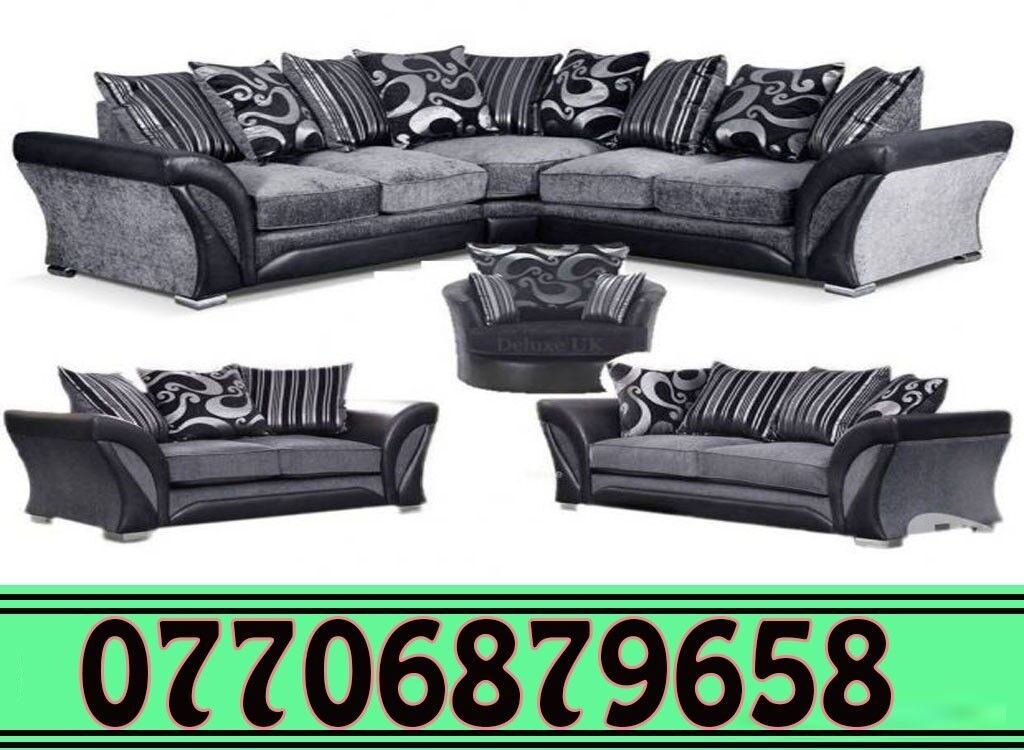 3 2 Or Corner Brand New Sofa Fast Delivery Sofas