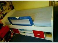Kids Single Cabin Bed