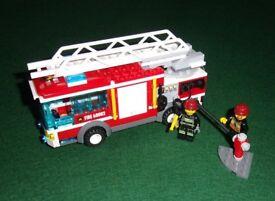 LEGO 60002 fire engine