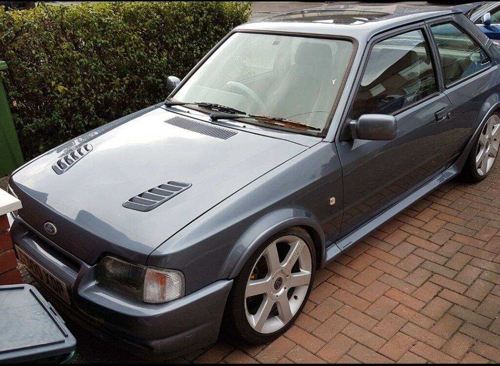 Ford Escort Rs Turbo In Bristol Gumtree