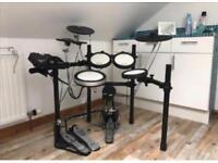 Yamaha DTX 542K electronic drum kit. Hardly used/Pristine condition