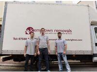 Brighton man and van. Removals Brighton - 100% service guaranteed.