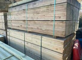 New Timber Untreated Scaffold Boards