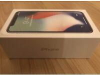 Apple iPhone X - New/Sealed - 256GB - Unlocked