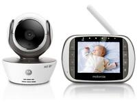 Motorola HD Baby Video Monitor - Includes mobile app