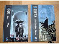 Batman Earth One Graphic Novels