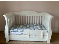Boori Royal Sleigh Cot Bed