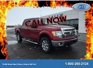 2014 Ford F-150 XLT, One owner, XTR!!