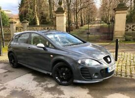 2007 SEAT LEON FR 170 2.0 TDI, FACTORY FITTED BTCC KIT, HPI CLEAR!!!