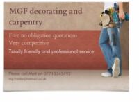 MGF DECORATING