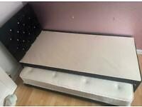 Trundle bed 6 months old