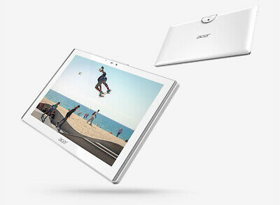 ACER Iconia One 10 B3-A40 10.1in Tablet-16 GB-White