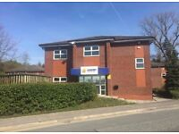 Modern office to let in Adlington Business Park, Maccesfield