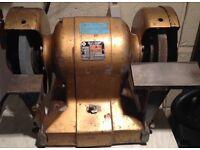 Black&decker 1hp bench grinder working condition