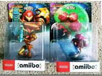 METROID SAMUS ARAN AMIIBO 2DS 3DS DS WII SWITCH NINTENDO
