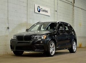 2013 BMW X3 xDrive35i | PREMIUM PACKAGE | TECHNOLOGY PACKAGE |