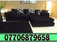 b r a n d n e w corner sofa as in pic left or right