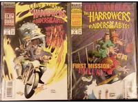 Clive Barker's The Harrowers #1-6, Epic/Marvel Comics NM+ 1993/94
