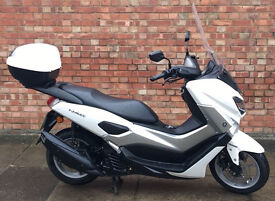 Yamaha Nmax 125, Superb condition with extras