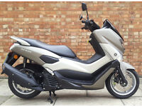 Yamaha NMAX 125 ABS, ONLY 274 MILES!!!!